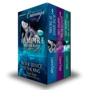 Vampire Warrior Kings Box Set - In the Service of the King\Seduced by the Vampire King\Taken by the Vampire King ebook by Laura Kaye