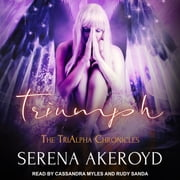Triumph audiobook by Serena Akeroyd