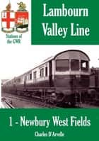 Newbury West Fields Halt: Stations of the Great Western Railway ebook by Charles Darvelle