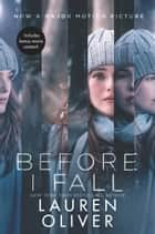Before I Fall eBook par Lauren Oliver