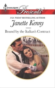 Bound by the Italian's Contract ebook by Janette Kenny