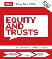 Q&A Equity & Trusts ebook by Mohamed Ramjohn