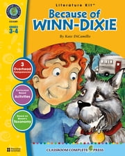 Because of Winn-Dixie (Kate DiCamillo) ebook by David McAleese