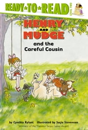 Henry and Mudge and the Careful Cousin - with audio recording ebook by Cynthia Rylant,Suçie Stevenson