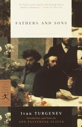 Fathers and Sons ebook by Ivan Turgenev,Elizabeth Cheresh Allen