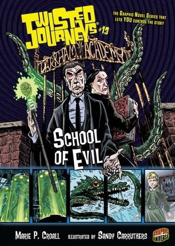 #13 School of Evil ebook by Marie P. Croall