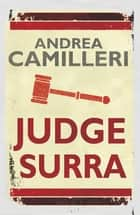 Judge Surra ebook by Andrea Camilleri, Joseph Farrell