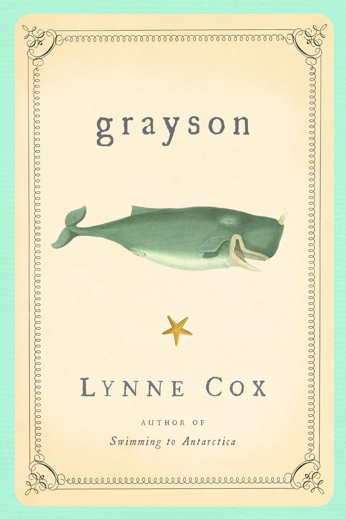 SwimTrek - lynne cox book