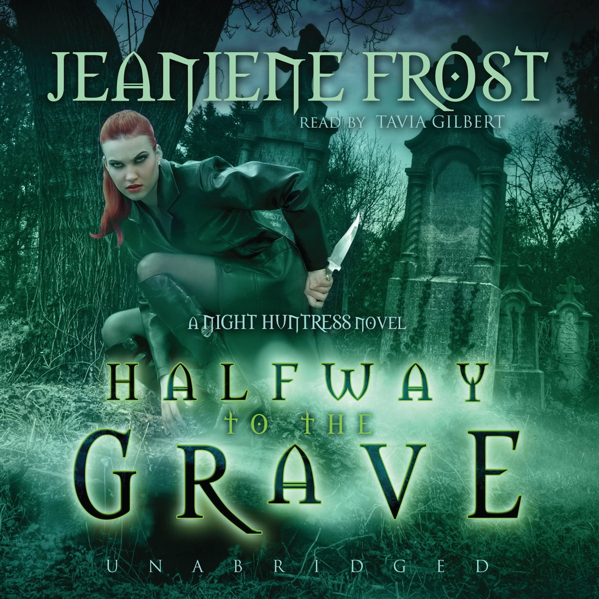 Halfway to the Grave Audiolibros por Jeaniene Frost ...