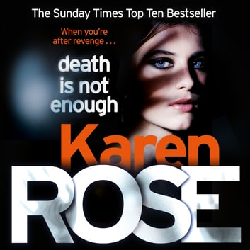 Death Is Not Enough (The Baltimore Series Book 6) audiobook by Karen Rose