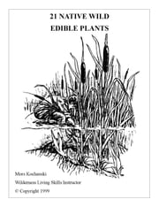 21 Native Wild Edible Plants ebook by Mors Kochanski