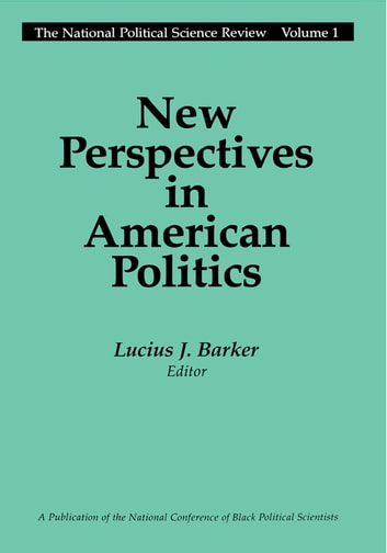 New Perspectives in American Politics ebook by