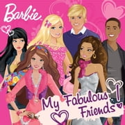 My Fabulous Friends! (Barbie) ebook by Mary Man-Kong,Golden Books