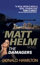 Matt Helm - The Damagers ebook by Donald Hamilton