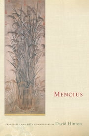 Mencius ebook by David Hinton