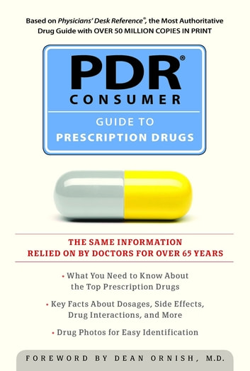 PDR Consumer Guide to Prescription Drugs ebook by