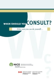 When should you consult? - A few tests you can do yourself... ebook by National Initiative for the Care of the Elderly