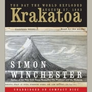 Krakatoa audiobook by Simon Winchester