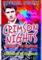 Crimson Nights ebook by Rachel Perry