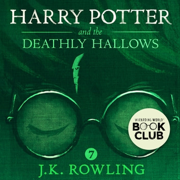 Harry Potter and the Deathly Hallows audiobook by J.K. Rowling