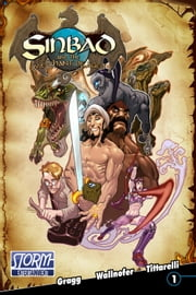 Sinbad and the Merchant of Ages #1 ebook by Adam Gragg,Vincenzo Sansone,Giampiero Wallnofer,Vincenzo Sansone