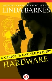 Hardware ebook by Linda Barnes