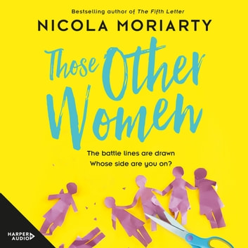 Those Other Women audiobook by Nicola Moriarty