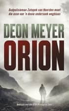 Orion ebook by Deon Meyer