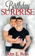 Birthday Surprise - Gay Romance, MM, Romance, Gay Fiction, MM Romance Book 1 ebook by ALEX E. ROSS