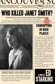 Who Killed Janet Smith? ebook by Starkins, Ed