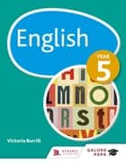 English Year 5 eBook by Victoria Burrill