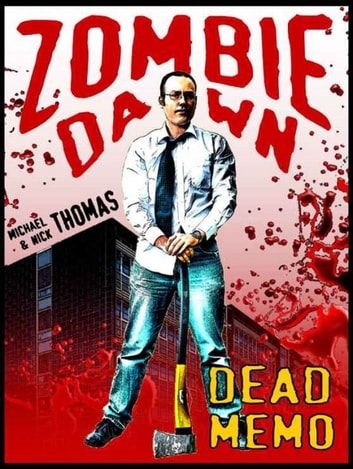 Dead Memo (Zombie Dawn Stories) ebook by Nick S. Thomas