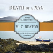 Death of a Nag audiobook by M. C. Beaton