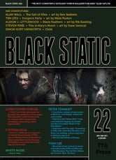 Black Static #22 Horror Magazine ebook by TTA Press