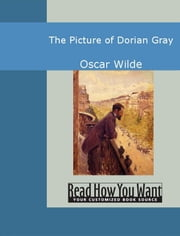 The Picture Of Dorian Gray ebook by Wilde,Oscar