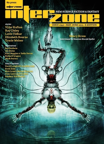 Interzone 240 May: Jun 2012 ebook by TTA Press