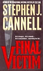 Final Victim e-bok by Stephen J Cannell