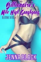 Billionaire Mile High Gangbang (A rough, unprotected gangbang erotica short) ebook by Jenna Black