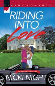 Riding into Love ebook by Nicki Night