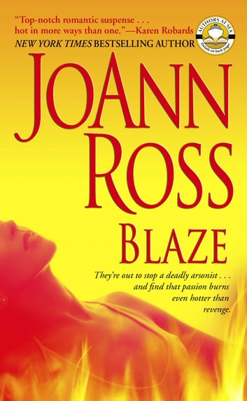 Blaze ebook by JoAnn Ross