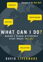 What Can I Do? ebook by David Livermore