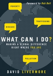 What Can I Do? - Making a Global Difference Right Where You Are ebook by David Livermore