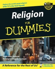 Religion For Dummies ebook by Rabbi Marc Gellman, Monsignor Thomas Hartman