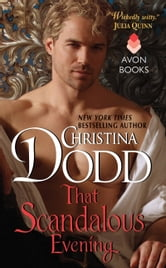 That Scandalous Evening - Governess Brides #1 ebook by Christina Dodd