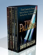 The Paladins 4-Book Bundle ebook by David Dalglish