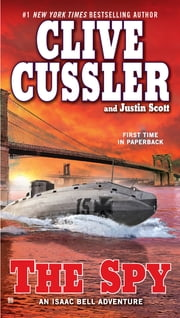 The Spy ebook by Clive Cussler,Justin Scott