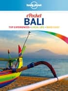 Lonely Planet Pocket Bali ebook by Lonely Planet, Ryan Ver Berkmoes