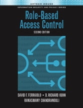 RBAC Features in Commercial Products: Chapter 14 from Role-Based Access Control, Volume 2 ebook by Ferraiolo, David F.