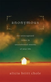 Anonymous - Jesus' hidden years...and yours ebook by Alicia Britt Chole