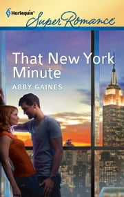 That New York Minute ebook by Abby Gaines